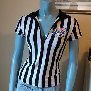 Miller Light Referee Jersey